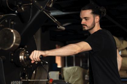 Hannoversche Kaffeemanufaktur Kaffee Röstung