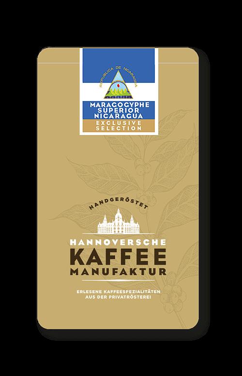 Nicaragua Maragogype Kaffee