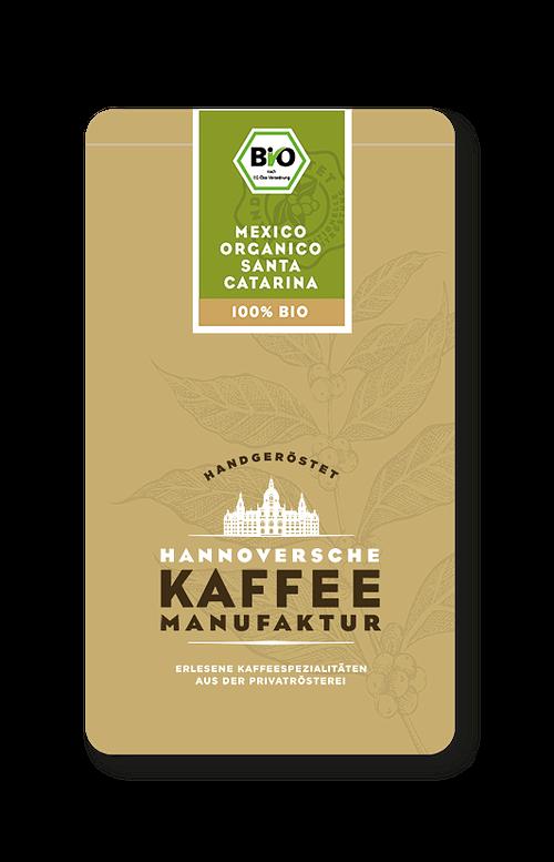 Bio Mexico Santa Catarina Kaffee