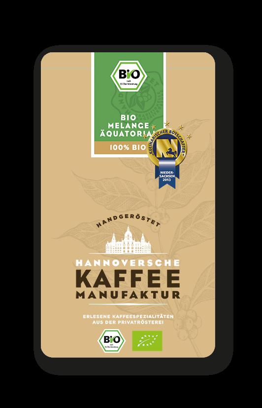Bio Melange Äquatorial Kaffee