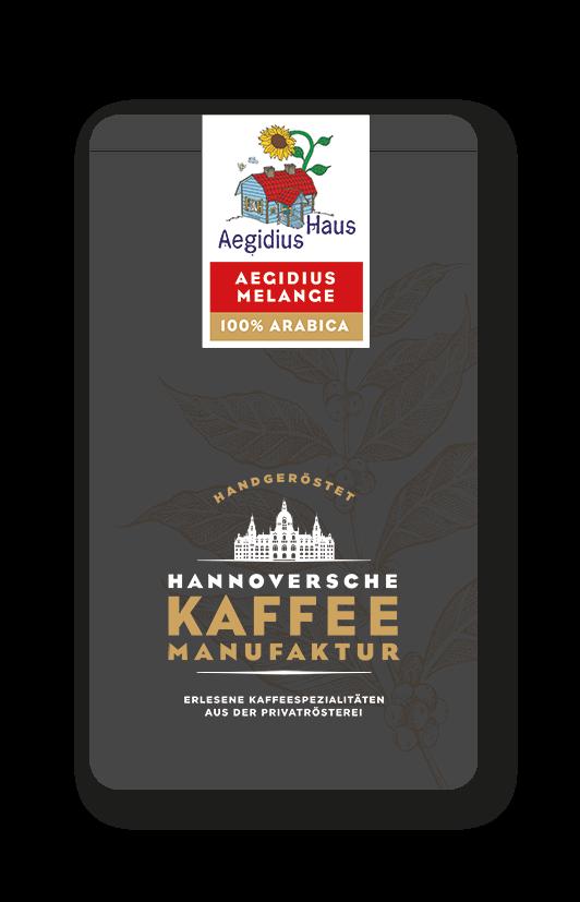 Aegidius Melange Kaffee
