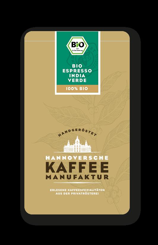 Bio Espresso India Verde