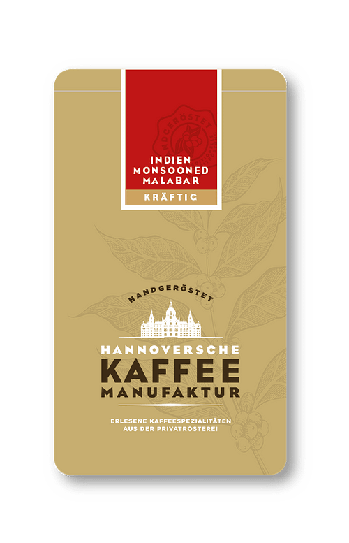 Indien Monsooned Malabar Kaffee