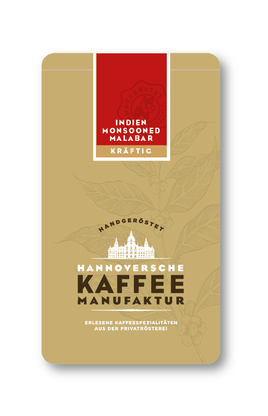 Indien Monsooned Malabar Kaffee