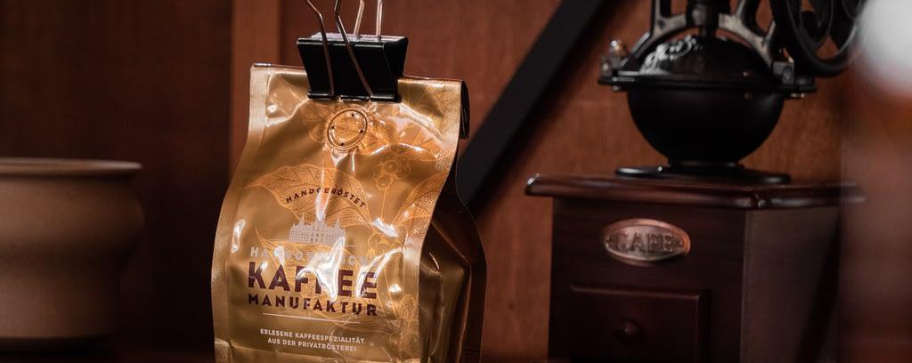 Kaffeeaufbewahrung