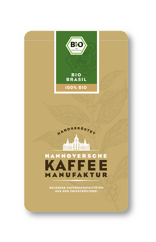 Bio Brasil Kaffee